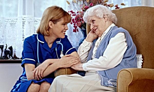 вредность в дом престарелых