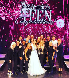 CONGRATULATIONS TO OUR 15th MISS AMERRICA'S OUTSTANDING TEEN