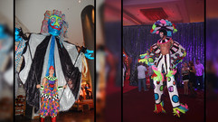 LARGER THAN LIFE COSTUMES!
