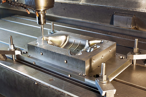 Usinagem em aluminio
