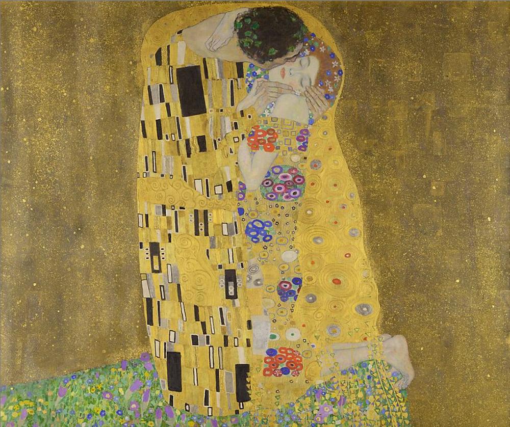 The Kiss 1908