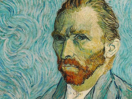 The Little Artist Guide to Van Gogh 1853-1890 Post- Impressionistic Painter