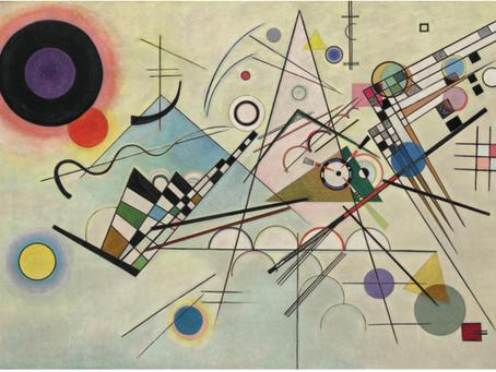 Where Music Meets Art- Wassily Kandinsky