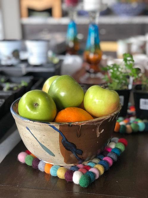 Medium Size Fruit Bowl