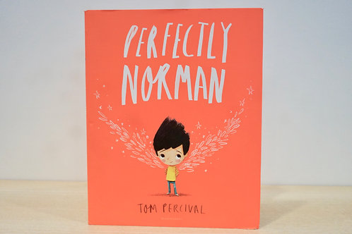 Perfectly Normanby Tom Percival