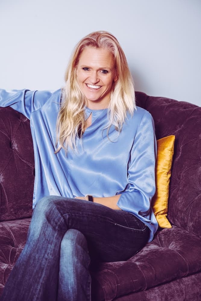Emma Sayle - Founder and CEO of The KK Group