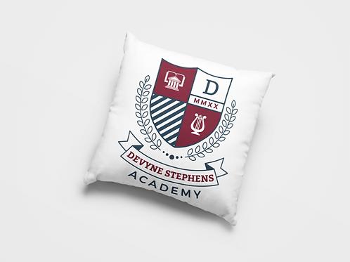 DSA Throw Pillow