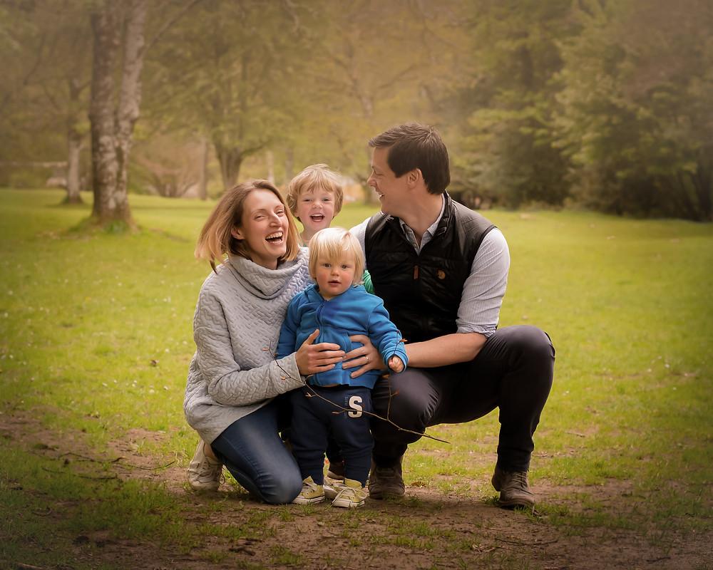 Family PHotographer Exeter