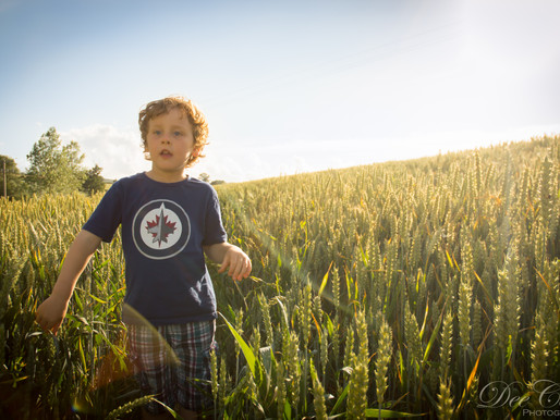Parentography (5 easy tips for taking better photos of your kids)