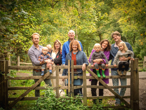 Chilly, Autumn Family Session