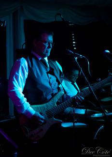 Pete, Bass - Bias - Function Band Devon