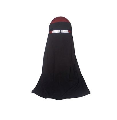 One Layer Niqab - Nose String