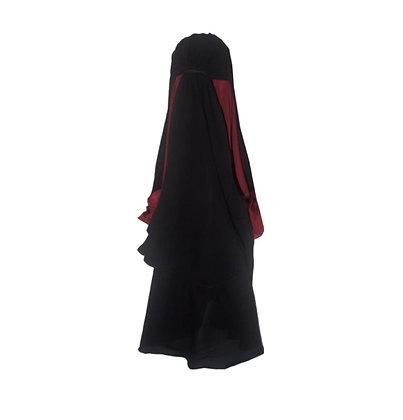 Three Layer Niqab