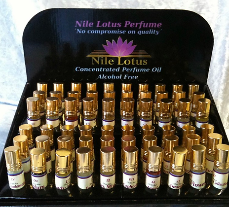 Ladies Perfumed Oils