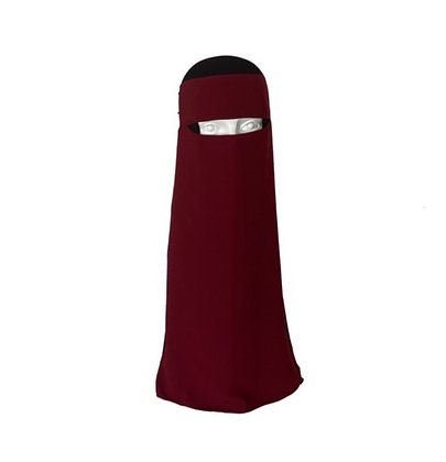 One Layer Niqab