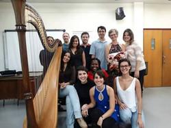 Masterclass com Gianetta Baril