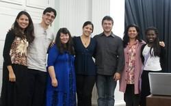 Workshop de harpaterapia