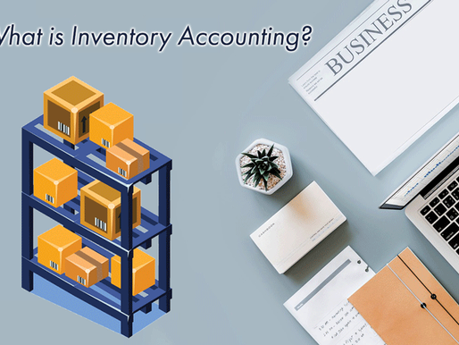 What is Inventory in Accounting?