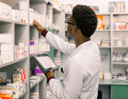 pharmaceutical inventory management