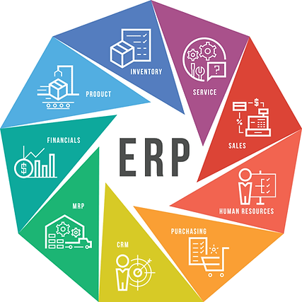 ERP Modules for Software