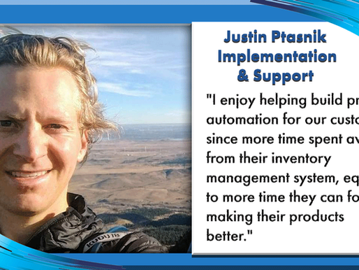 Inventory Management Tips from Justin