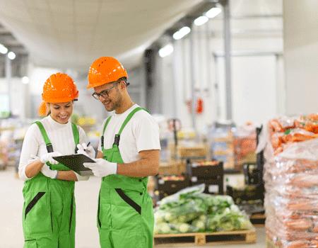 food distribution software