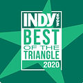 INDY Week Best of the Triangle 2020 winn