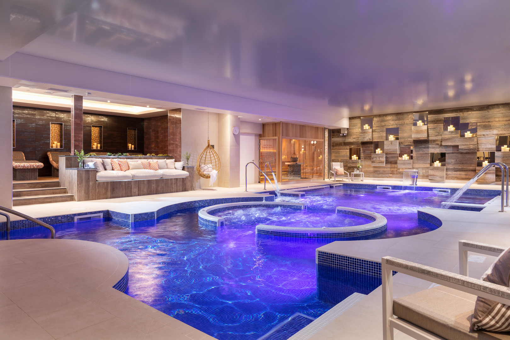 St Michaels Spa Pool