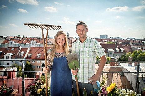 Farm in the City - urban farmers