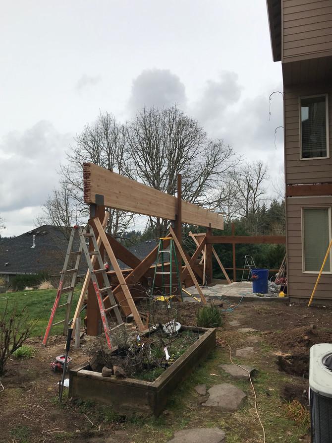 West Linn Deck Replacement