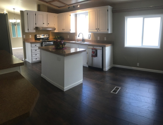 Remodel in Molalla Oregon backs to two schools. For sale 259k and had full priced offer within 5hou