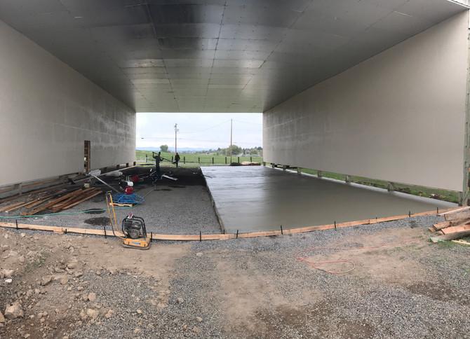 Commercial Hemp/CBD Oil Facility Buildout