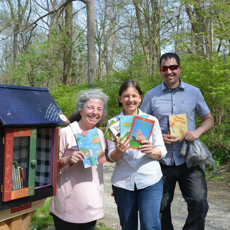 Libraries 'popping up' all over Kennett Square