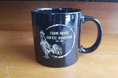 20 ounce Farm House Coffee Roasters Ceramic Coffee Mug