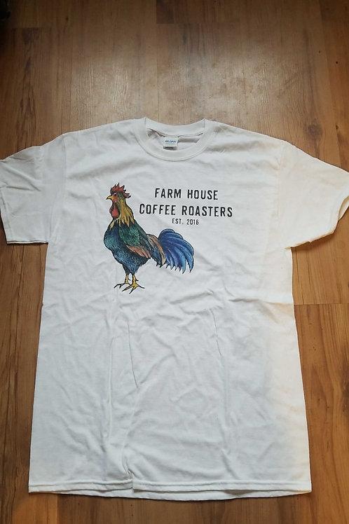 Original Artwork Front & Back T-Shirt