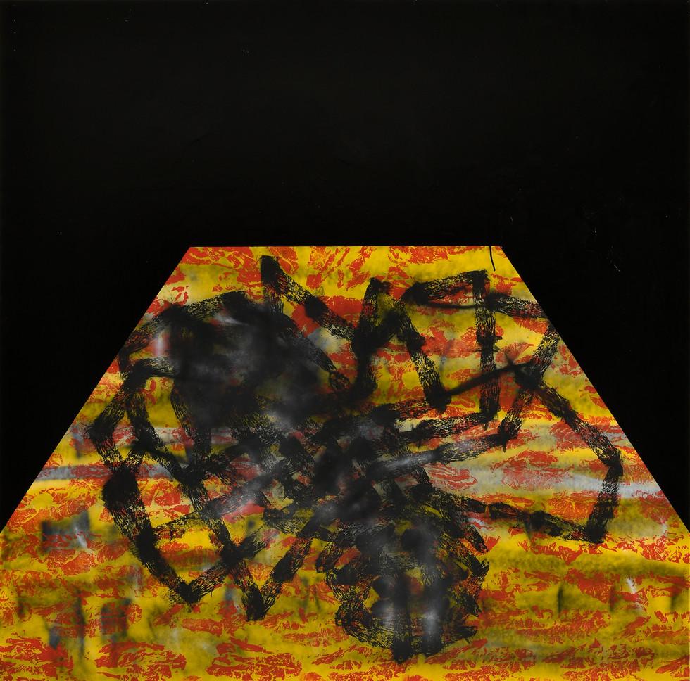 Hyper Kitsch, Spiders Die on Their Backs - Composition 1