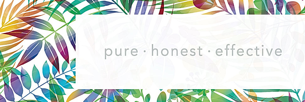 Pure, honest, effective skincare and makeup