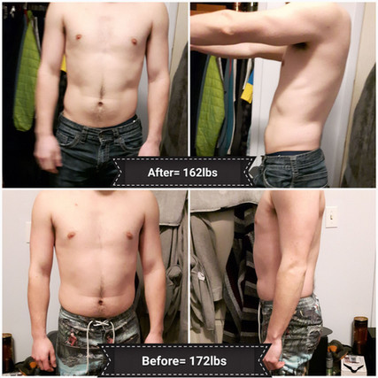 10lbs Difference