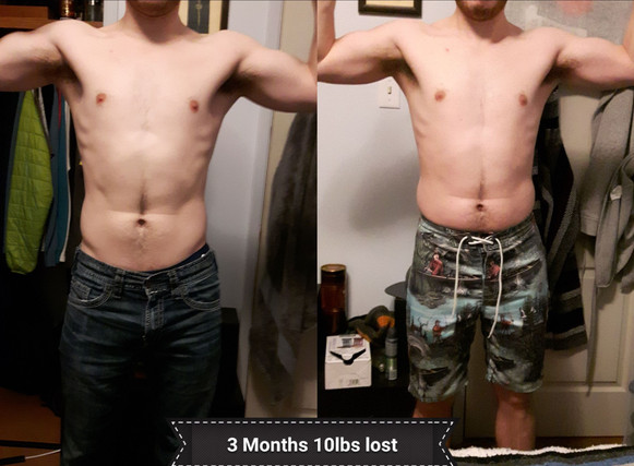 10lbs \Weightloss Difference