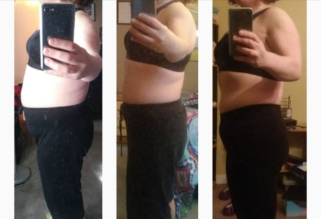 Weight loss Transformation