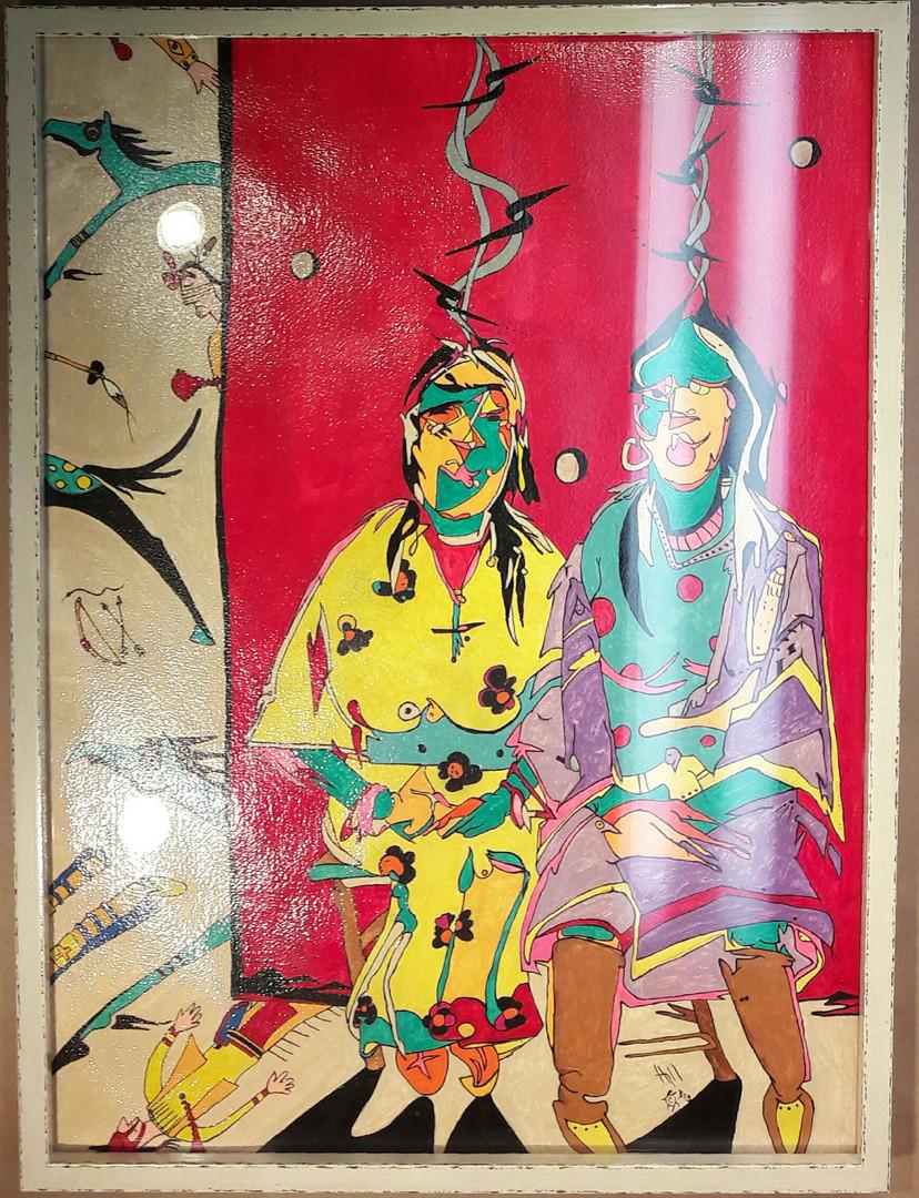 Modern Native Art