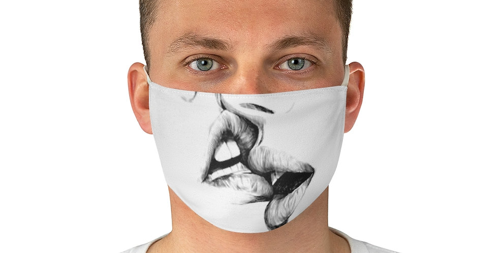 Lesbian Kiss Covid mask