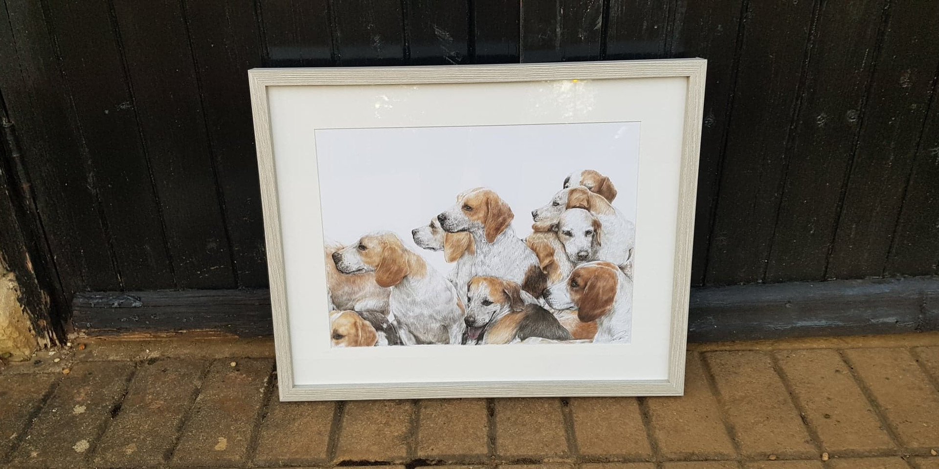 Beagle Bundle by Rachel Baker Artist
