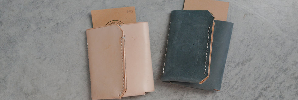 Three-Fold Wallet