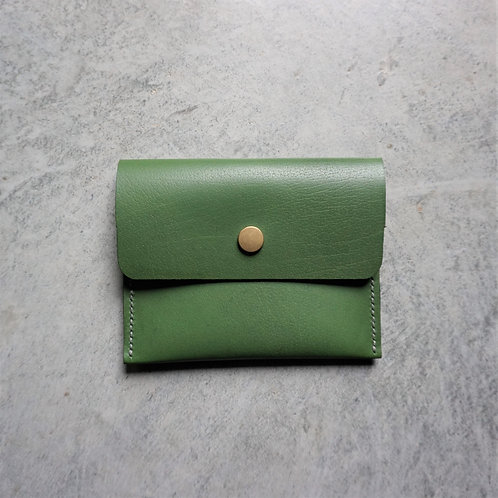 Minimalist Leather Wallet - Edmond