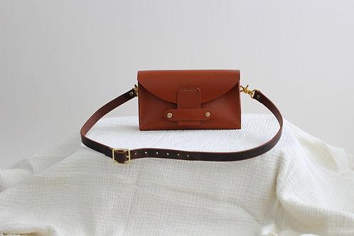 Scarlett Genuine Leather Crossbody Bag