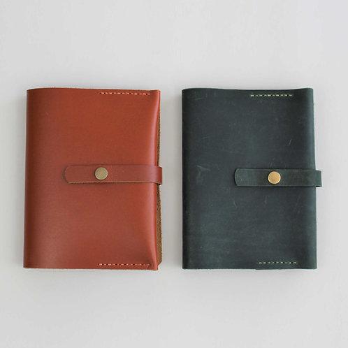 Emma Leather Passport Wallet
