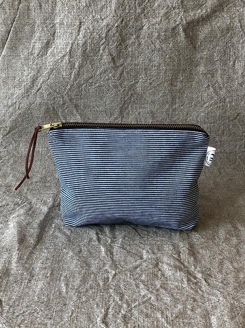 Scandinavian Fabric Makeup Bag