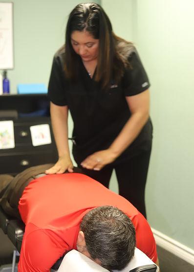 chiropractor amarillo Dr. Gloria Daravida Family Adult Chiropractic