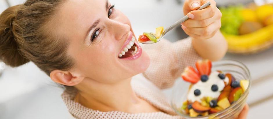 Come abituarci a mangiare meglio?